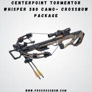 CenterPoint Tormentor - Best budget Crossbow