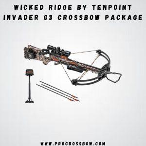 TenPoint Wicked Ridge - Best Budget Crossbow