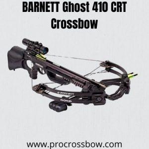 Barnett Ghost 410 - best deer hunting crossbow