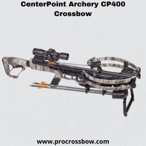CenterPoint CP100 Crossbow - best for birds hunting