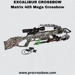 Excalibur crossbow Matrix - best crossbow under 1000