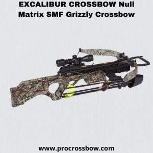 Excalibur crossbow Null Matrix - best Crossbow for the money