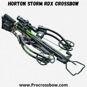 Horton Storm RDX crossbow
