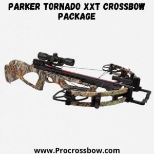 Parker Tornado XXT Crossbow Package