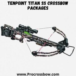 TenPoint Titan SS Crossbow Packages
