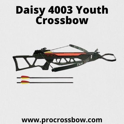 Daisy 4003 Youth Crossbow