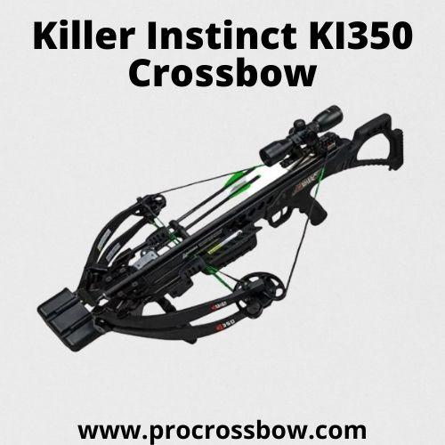 Killer Instinct KI350 Crossbow