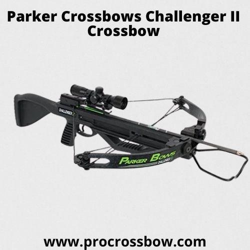 Parker Crossbows Challenger II Crossbow