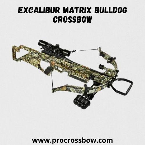 Excalibur Bulldog crossbow