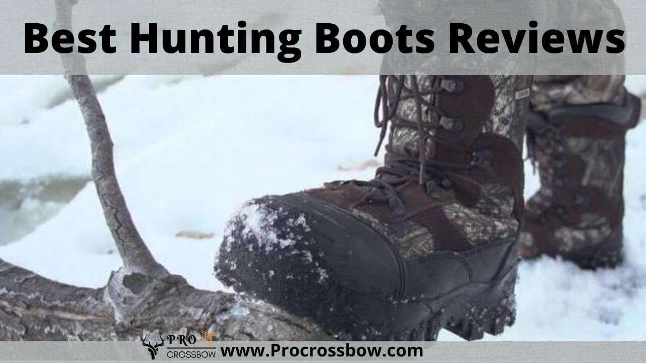 best hunting boots 2021