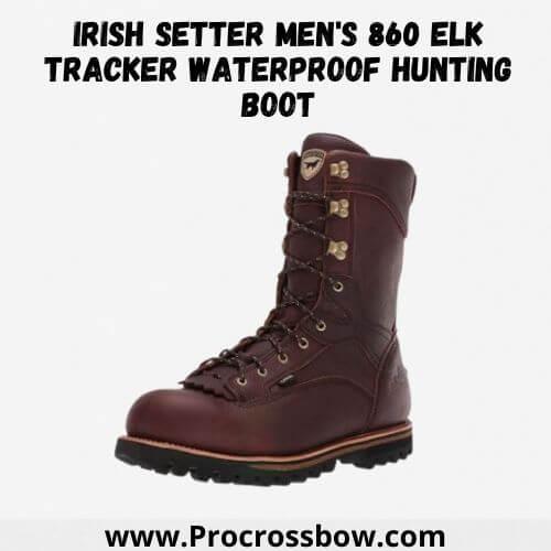 Irish Setter Men's 860 Elk Tracker Waterproof