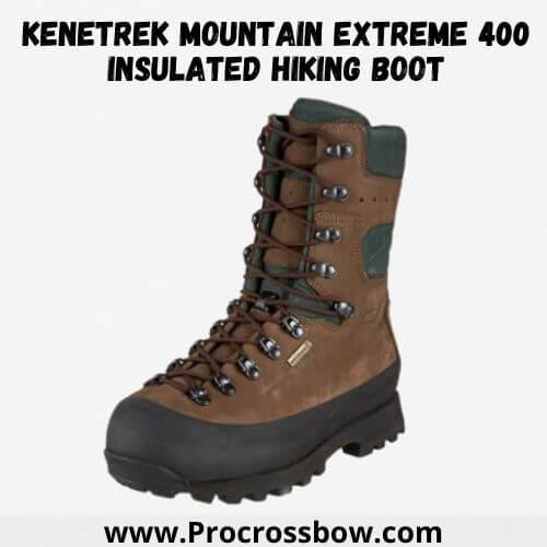 Kenetrek Mountain Extreme 400 Insulated Hiking Boot