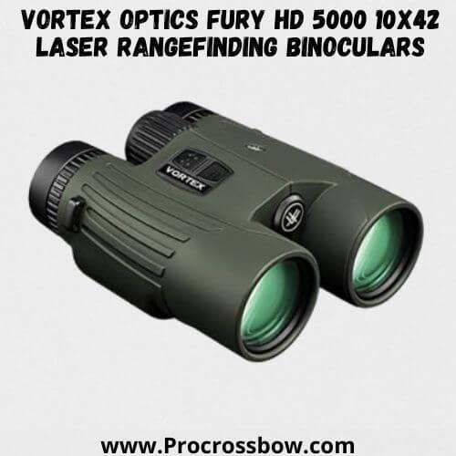 Vortex Optics Fury HD 5000/Range-finding Laser Binoculars