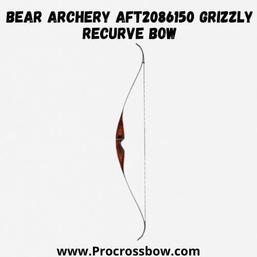 Bear Archery AFT2086150 Grizzly Recurve